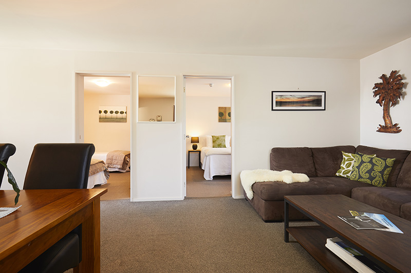 Quality motel accommodation in Blenheim - 2 Bedroom